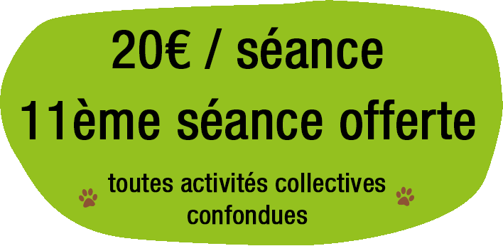 Os'cours bulle tarifs activités collectives
